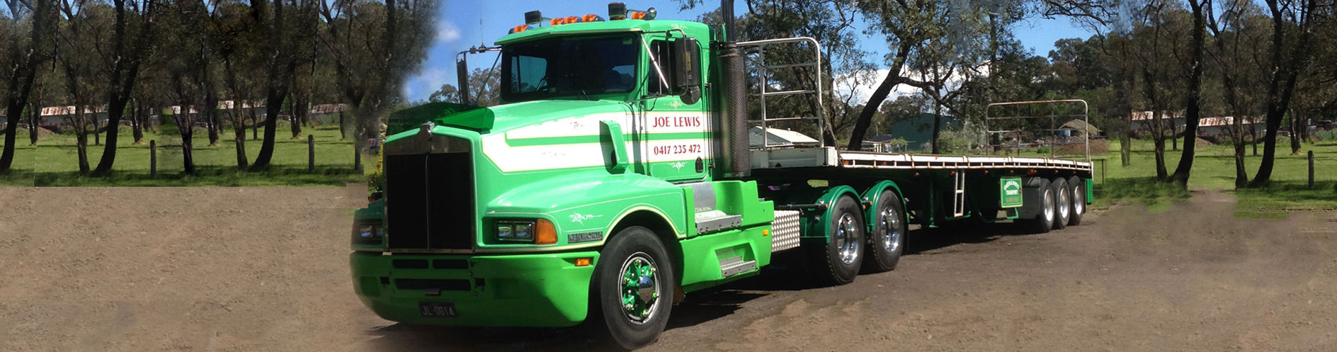 WHEN WE WASH TRUCKS & BUSES, WE DO IT RIGHT!