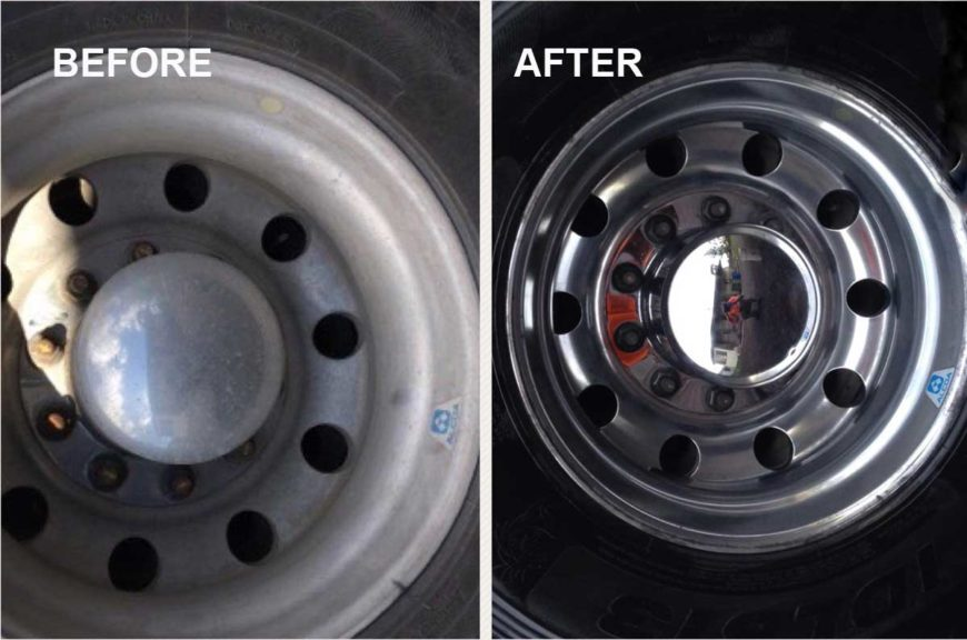 10 Tips For Cleaning Your Truck Rims Like a Professional